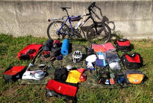 Accessori cicloturismo