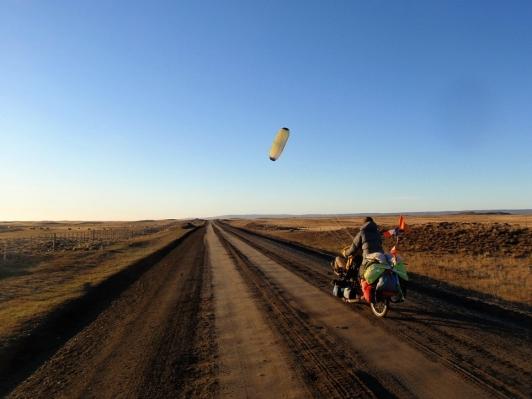 Via col vento in Argentina