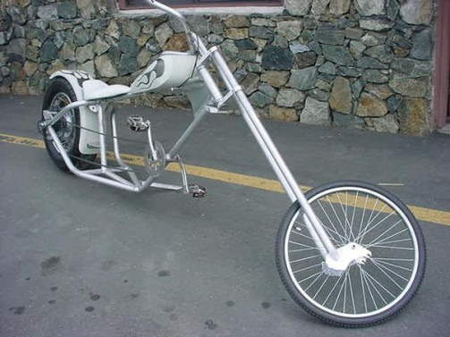 Bici Harley