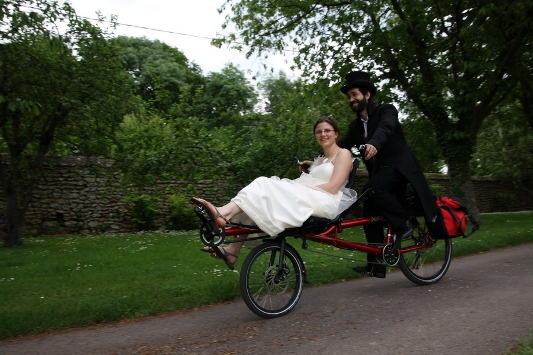 Matrimonio in tandem