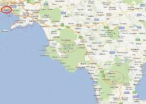 mappa-viaggio-bici-pieghevole