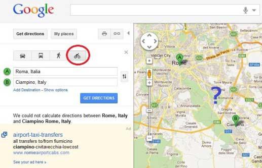 google-maps-bike