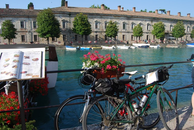bici-fiori