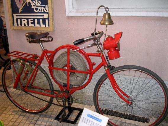 bici-pompiere