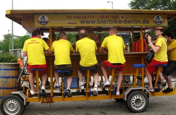 bierbike-berlino