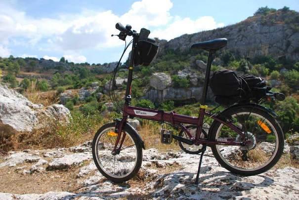 Recensione Bicicletta Pieghevole Hoptown 5 Di Decathlon