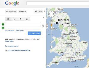 google-maps-bici-uk