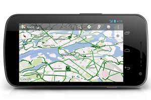 google-maps-bici-android