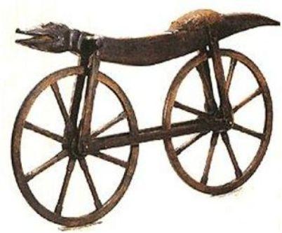 Il celerifero storia della bici