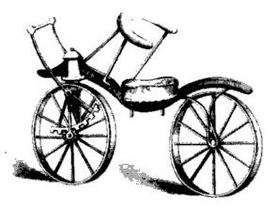 Draisina, la bici del 1817