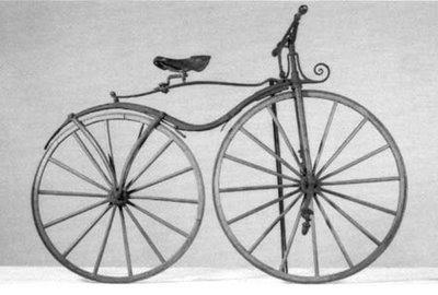 Il velocipede e le squadre di bici