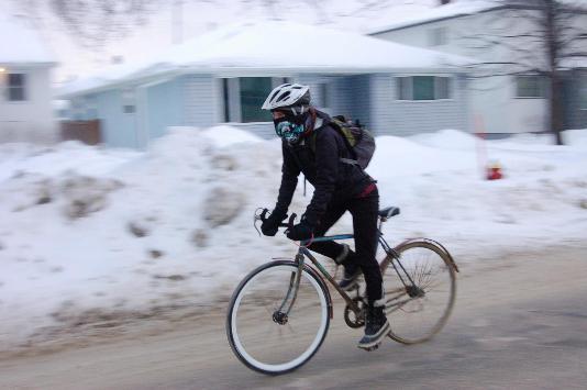 Abbigliamento bici invernale consigli