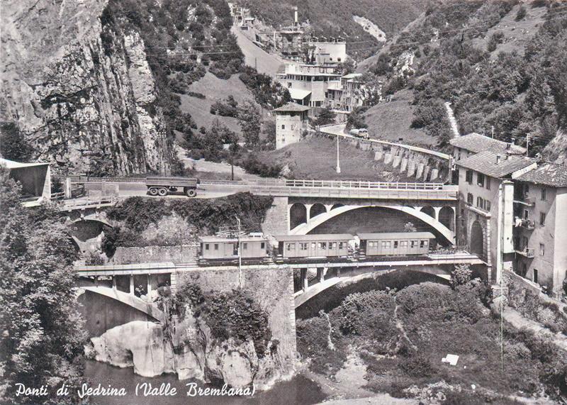 ponti di Sedrina
