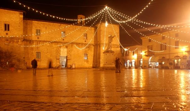 Piazza San Benedetto da Norcia