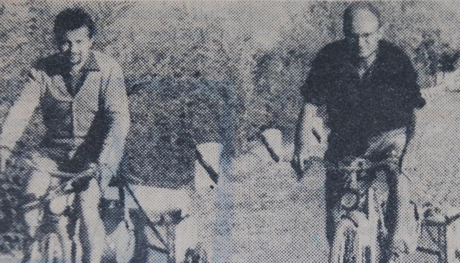 viaggiatori in bici