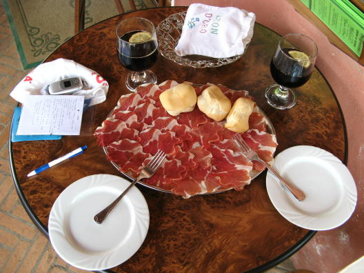 11 MERENDA AL CULATELLO