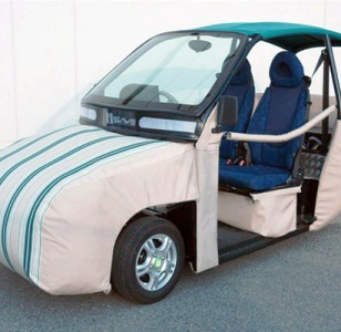 Humanix-iSAVE-SC1-Electric-Vehicle-Cushioned-Hiroshima-University-Car