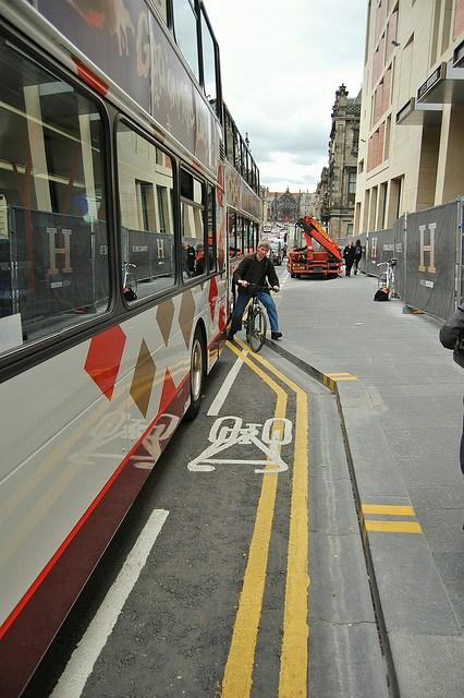 Foto 20. Edimburgo, ciclosogliola