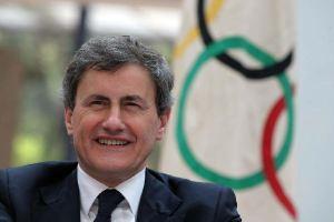 Conferenza stampa sulla candidatura di Roma alle Olimpiadi 2020