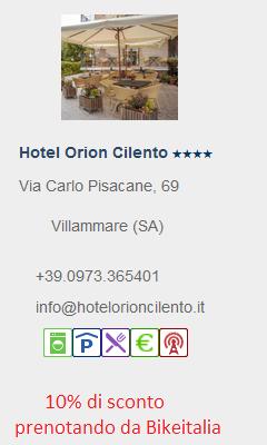 Hotel Orion Cilento
