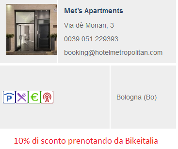 Met's Apartments Bologna