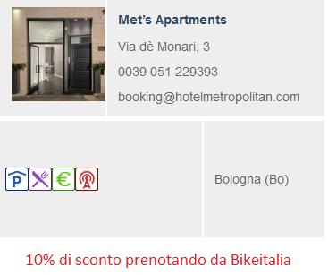 Met's Apartments Bologna