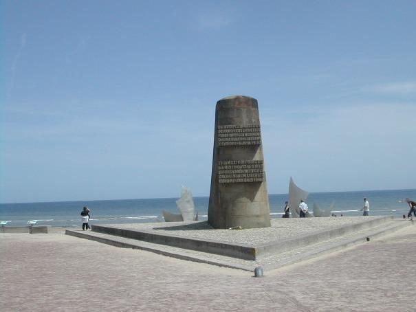 Omaha Beach veduta01