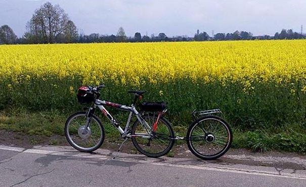 10 modelli di rimorchi e carrelli per bici a confronto - Carrello per bici porta cani ...