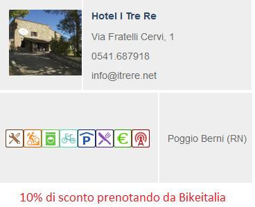 Hotel I Tre Re