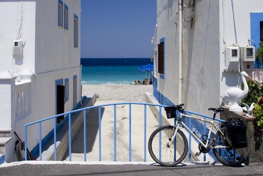 Bike Kokkari