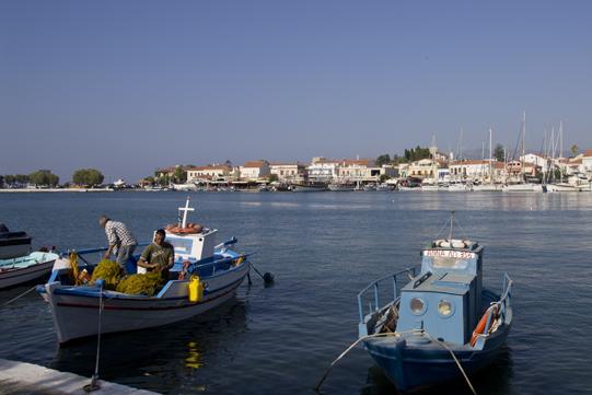 pescatori pythagorio
