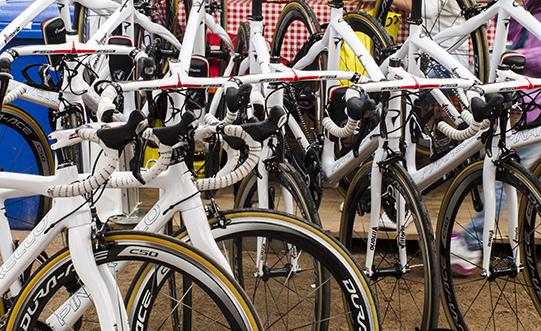 tante bici