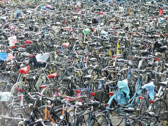 utrecht-parcheggio-bici