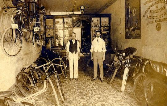bicyce shop