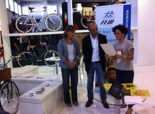 Fiab nasce il club imprese amiche della bicicletta for Forum caldaie baxi