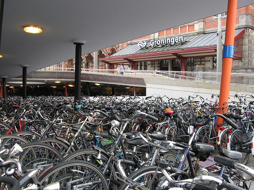 Groningen bici