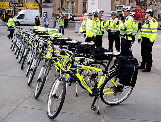 Cycle Task Force Londra