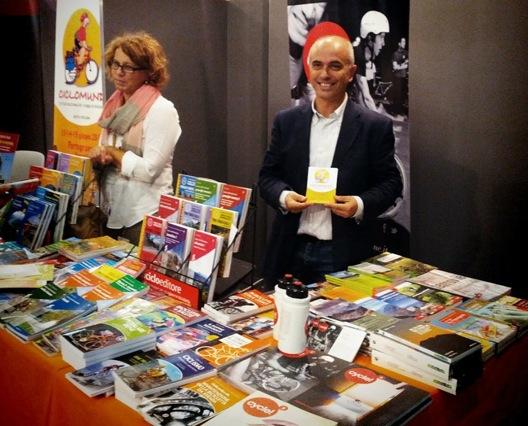 Ediciclo a Expobici 2013