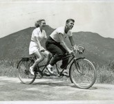 Ronald Reagan e Virginia Mayo