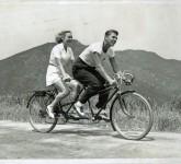 Ronald Reagan e Virginia Mayo
