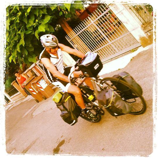 cicloviaggio