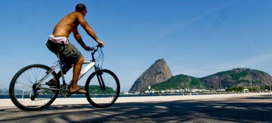 Ciclovia Praia de Flamengo