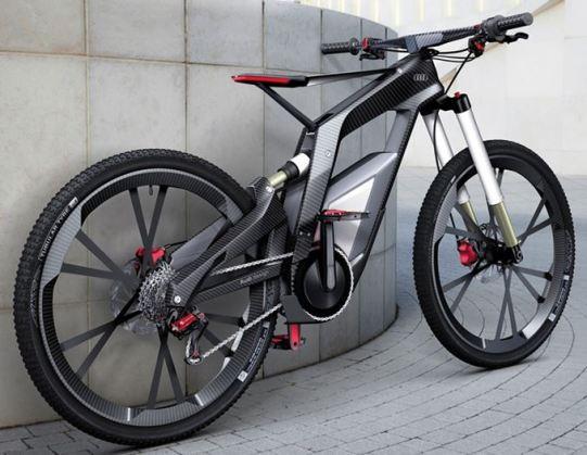bici AUDI e-bike Worthersee