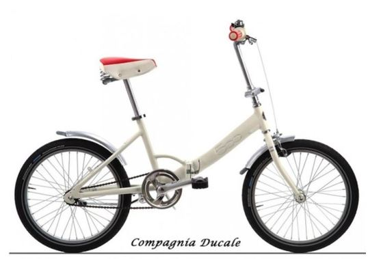 bike Fiat 500 pop