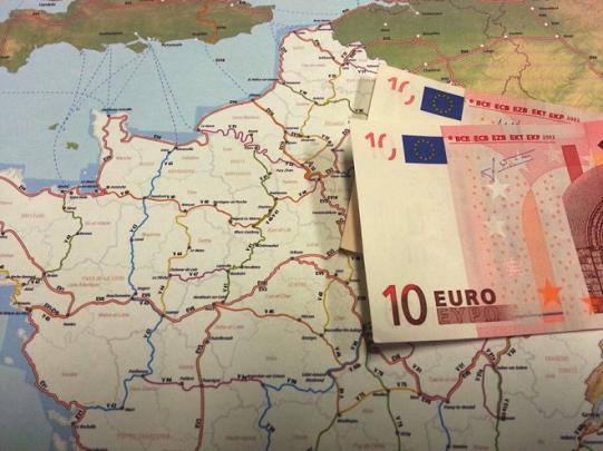 Fondi europei per il cicloturismo in Francia