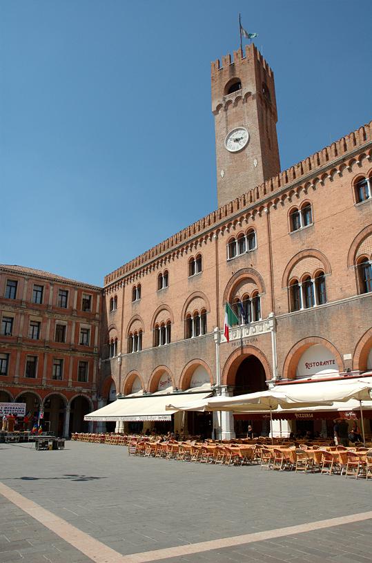 Pista ciclabile Treviso Ostiglia