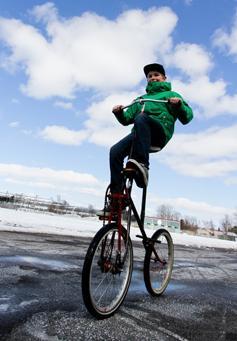 Corso bici scuola Danimarca