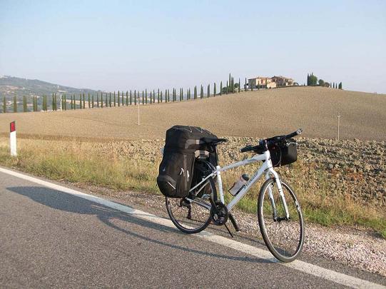 Diario di viaggio Genova - Roma