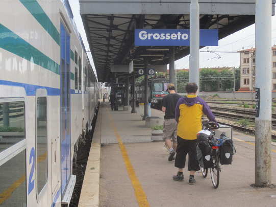 Diario di viaggio Grosseto Garfagnana