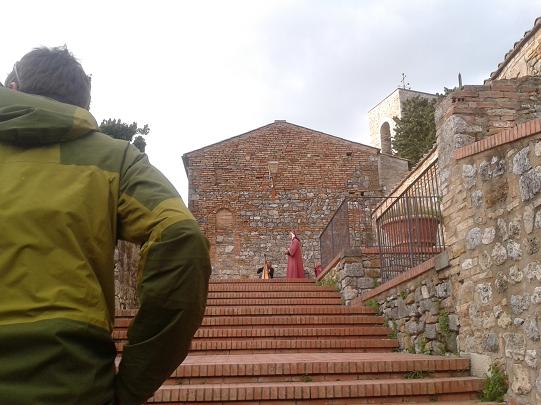 In bici da Grosseto alla Garfagnana, parte 3